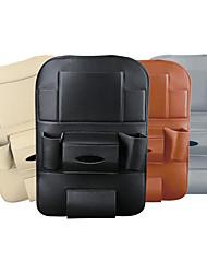 Недорогие -de ran fu сумка для хранения автокресла спинка заднего сиденья салфетка / чашка с водой / сумка для мобильного телефона