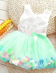 abordables -Fleurs de mariage Robes / Robe / Robes & Jupes Fête de Mariage / Fête d'anniversaire Coton 41-50 cm