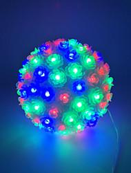 Недорогие -brelong led 22cm диаметр наружный вишневый цвет украшение шарик 1 шт.