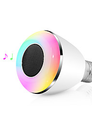Недорогие -YWXLIGHT® 1шт 6 W 500-600 lm E26 / E27 Умная LED лампа 20 Светодиодные бусины SMD 5050 Контроль APP / Bluetooth / синхронизация RGB 100-240 V