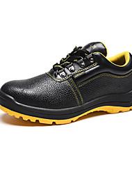 Недорогие -защитные ботинки для безопасности на рабочем месте поставки против резания, предотвращение наводнений, анти-пирсинг, нескользкие износостойкие