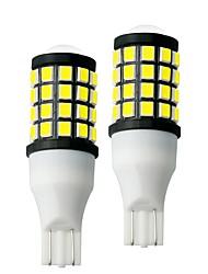 Недорогие -OTOLAMPARA 2pcs T15 Автомобиль Лампы 24 W SMD 2835 1920 lm 44 Светодиодная лампа Внешние осветительные приборы Назначение Honda / Chevrolet / Renault S10 / Fit 2018 / 2016 / 2017