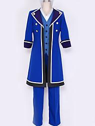 Недорогие -Вдохновлен Косплей Косплей Аниме Косплэй костюмы Косплей Костюмы Современный стиль Жилетка / Блузка / Кофты Назначение Муж. / Жен.