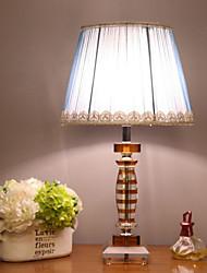 abordables -Moderne contemporain Décorative Lampe de Table Pour Chambre à coucher Cristal 220-240V