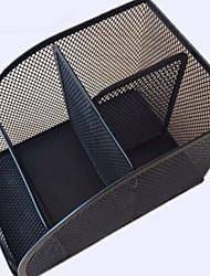 Недорогие -Металл Прямоугольная Новый дизайн / Cool Главная организация, 1шт Единицы хранения