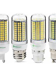Недорогие -SENCART 1шт 6 W 950 lm E14 / G9 / GU10 LED лампы типа Корн T 180 Светодиодные бусины SMD 2835 Новый дизайн / Декоративная Тёплый белый / Белый 220-240 V / 110-130 V