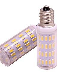 Недорогие -2pcs 4 W 360 lm E12 LED лампы типа Корн 63 Светодиодные бусины SMD 4014 Новый дизайн Тёплый белый / Холодный белый 12 V