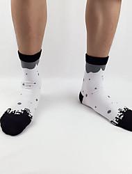 billige Undertøy og sokker til herrer-Herre Sokker - Geometrisk Normal