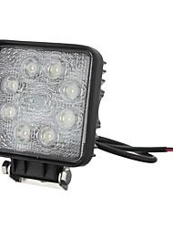 Недорогие -1 шт. Автомобиль Лампы 24 W 2160 lm 8 Светодиодная лампа Рабочее освещение Назначение Универсальный Все модели Все года