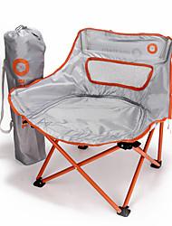 """Недорогие -BEAR SYMBOL Складное туристическое кресло На открытом воздухе Дожденепроницаемый, Воздухопроницаемость, Складной Ткань """"Оксфорд"""", Легированной стали, Нейлон для 1 человек Рыбалка / Походы -"""