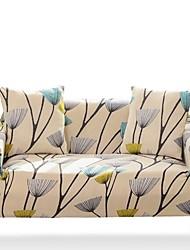 Недорогие -Накидка на диван С принтом Активный краситель Полиэстер Чехол с функцией перевода в режим сна