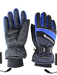 Недорогие -Перчатки для мотоциклистов с электрическим подогревом для пальцев от warmspace кожа теплые / износостойкие / нескользкие