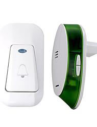 Недорогие -Factory OEM WT0162557 Беспроводное Один к одному дверной звонок Музыка Регулируемый звук В помещении