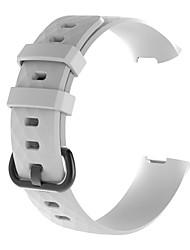 povoljno -Pogledajte Band za Fitbit Charge Fitbit Sportski remen Silikon Traka za ruku