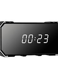 Недорогие -Беспроводная микро камера монитор Wi-Fi ночного видения HD удаленного часы мини маленький IP-камера