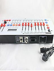 Недорогие -контроллер освещения dmx240 сценическое освещение консоль светодиодный световой луч света компьютер свет настенный контроллер