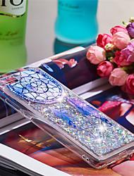 Недорогие -Кейс для Назначение Huawei Y6 (2018) Защита от удара / Сияние и блеск Кейс на заднюю панель Сияние и блеск Мягкий ТПУ для Huawei Y6 (2018)