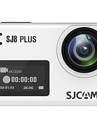 お買い得  -SJCAM SJ8 PLUS 12 mp 4032 x 3024 ピクセル 屋外 / 容量式タッチスクリーン / リモコン操作 60fpsの / 30fps 8X ±2EV ≤3 インチ 12 MP 128 GB H.265 / H.264 英語 / フランス語 / ドイツ語 シングルショット / バーストモード / タイムラプス 30 m