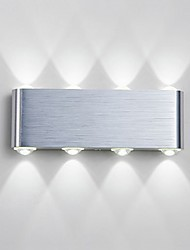 Недорогие -Современный современный Коридор Металл настенный светильник 85-265V / Интегрированный светодиод