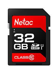 Недорогие -Netac 32 Гб карта памяти UHS-I U1 / Class10 p600