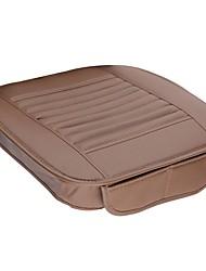 Недорогие -универсальный 3d дышащий искусственная кожа автокресло коврик коврик для авто подушки стула на четыре сезона