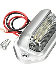 Недорогие -светодиодный свет номерного знака интерьера шаг любезно лампа для автомобиля грузовик с прицепом