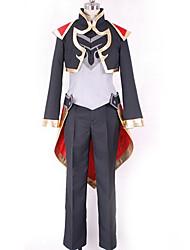 Недорогие -Вдохновлен Косплей Косплей Аниме Косплэй костюмы Японский Косплей Костюмы Английский Кофты / Брюки / Перчатка Назначение Муж. / Жен.