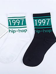 hesapli -Erkek Orta Günlük Çoraplar - Harf