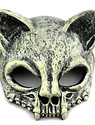 baratos -Máscara Inspirado por Fantasias Korosensei Anime Acessórios para Cosplay Máscara Couro de Poliuretano Trajes da Noite das Bruxas
