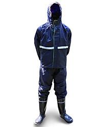 Недорогие -непромокаемый костюм от дождя с ветрозащитным экраном езда на мотоцикле пеший туризм на велосипеде 4 сезона