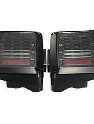 Недорогие -Factory OEM 2pcs Автомобиль Лампы 36 W 38 Светодиодная лампа Лампа поворотного сигнала / Задний свет / Тормозные огни Назначение Jeep Wrangler 2007 / 2008 / 2009