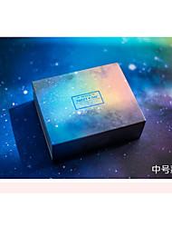 Недорогие -Кубический Картон Бумага Фавор держатель с Блеск Подарочные коробки - 20шт