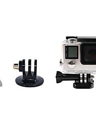 お買い得  -スタンド 耐衝撃性 ために アクションカメラ フリーサイズ キャンプ / ハイキング / ケイビング / オートバイ / バイク アルミニウム合金 - 1 pcs