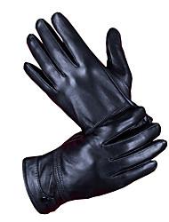 Недорогие -Полныйпалец Муж. Мотоцикл перчатки Овчина Сенсорный экран / Дышащий / Сохраняет тепло