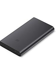 Недорогие -Xiaomi 10000 mAh Назначение Внешняя батарея Power Bank 5.1/9/12 V Назначение 12 A / 5.1 A / 9 A Назначение Зарядное устройство с кабелем