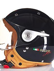 Недорогие -мотоцикл ece безопасность половина лица шлем ВВС для Хейли Беон B-110