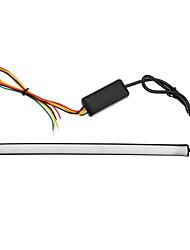 Недорогие -1 шт. Мотоцикл Лампы 3 W SMD 5050 12 Светодиодная лампа Лампа поворотного сигнала / Задний свет / Тормозные огни Назначение Мотоциклы Дженерал Моторс Все года