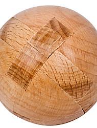 Недорогие -Головоломка Кунмина Стресс и тревога помощи / Фокусная игрушка деревянный 1 pcs Подарок