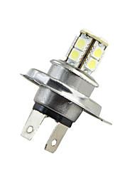 Недорогие -1 шт. H4 Автомобиль Лампы 3 W SMD 5050 13 Светодиодная лампа Противотуманные фары / Фары дневного света Назначение Универсальный / Volkswagen / Toyota Дженерал Моторс Все года