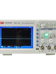 Недорогие -uni-t utd2102cex цифровой 2 канала 1 г 100 мГц 7-дюймовый TFT ЖК-накопитель осциллограф