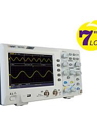 """Недорогие -цифровой запоминающий осциллограф sds1022 20 мГц 7 """"жк-дисплей"""