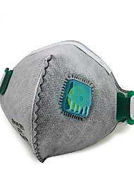 Недорогие -5 шт. Pm2.5 анти туман и дымка антивирус маска с активированным углем