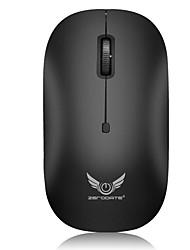 Недорогие -ZERODATE Беспроводная 2.4G Gaming Mouse / Управление мышью T18 3 pcs ключи LED подсветка 3 Регулируемые уровни DPI 3 программируемые клавиши 1600 dpi