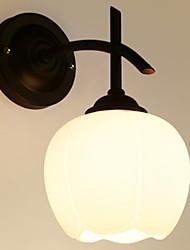 economico -Creativo Retrò / vintage / Paese Lampade da parete Camera da letto / Sala studio / Ufficio Metallo Luce a muro 220-240V 40 W
