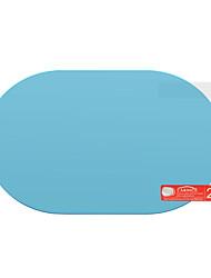 Недорогие -Автомобильное зеркало заднего вида защитная пленка анти-туман окно прозрачный непромокаемый зеркало заднего вида защитная мягкая пленка автоаксессуары прозрачный