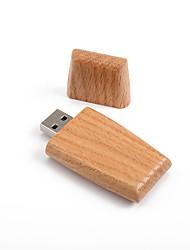 Недорогие -64 Гб флешка диск USB USB 2.0 деревянный Необычные Беспроводной диск памяти