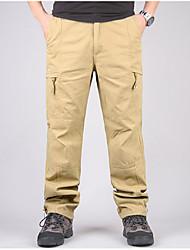 זול -בגדי ריקוד גברים סגנון רחוב צ'ינו מכנסיים אחיד