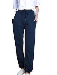 זול -מכנסי נשים מכותנה - מכנסיים קצרים