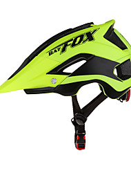 Недорогие -BAT FOX Взрослые Мотоциклетный шлем 8 Вентиляционные клапаны Формованный с цельной оболочкой прибыль на акцию ПК Виды спорта Шоссейный велосипед Горный велосипед Велосипедный спорт / Велоспорт -