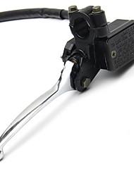 abordables -Motocicleta Palanca del freno del embrague Con cable de freno Aleación de Alumnium Para motocicletas Todos los Años